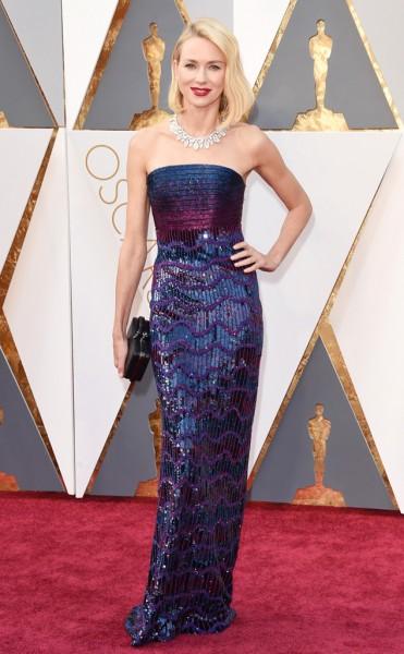 Naomi Watts - Vestido Armani