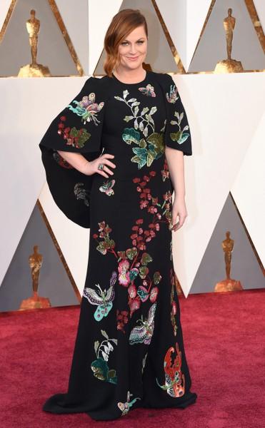 Amy Poehler - Vestido Andrew GN