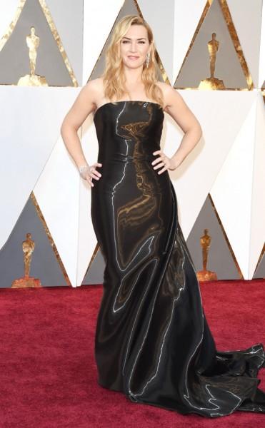 Kate Winslet - Vestido Ralph Lauren